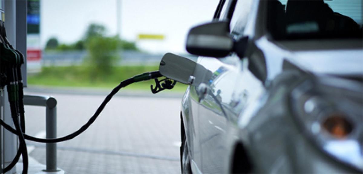 Excise Duty Hiked on Petrol, Diesel