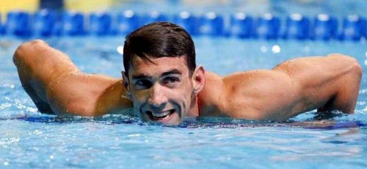 Phelps qualified to show his power at Rio Olympics