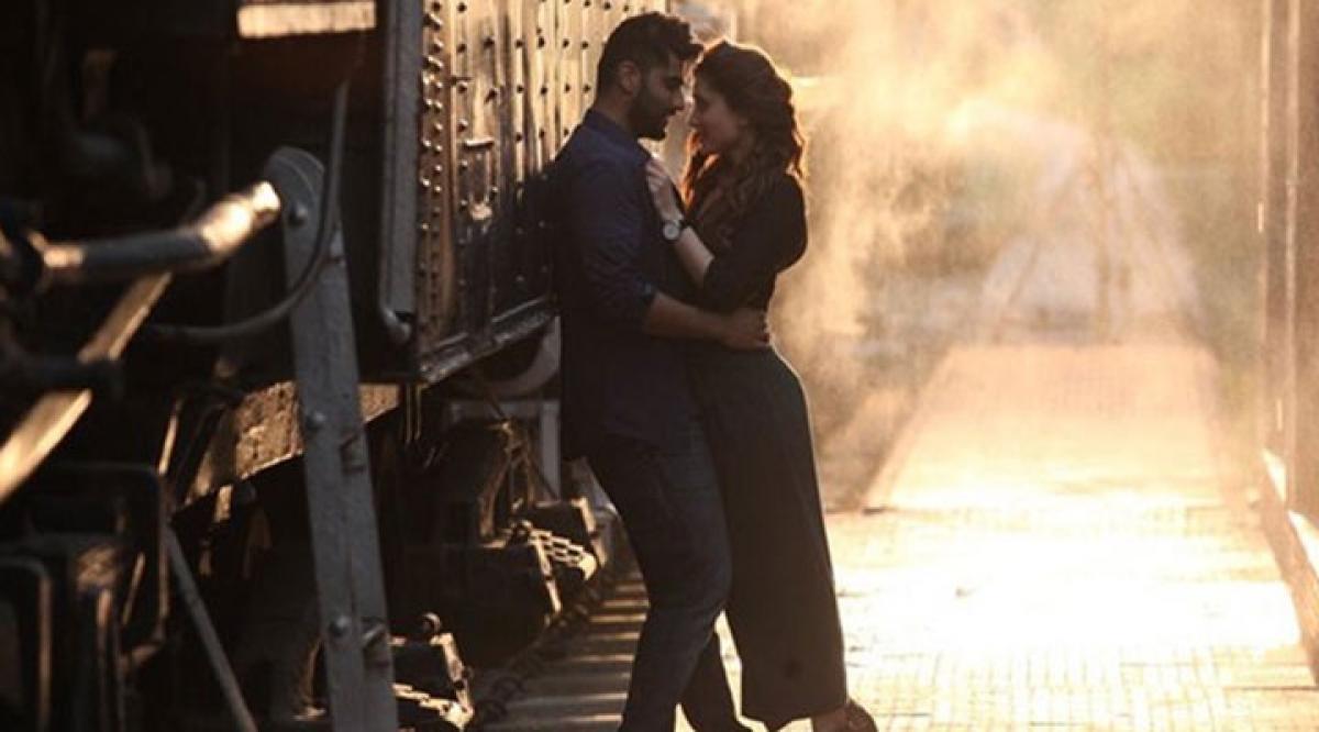 Kareena, Arjun turn on the heat in Ki and Ka first look