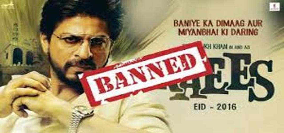Raees banned in Pakistan