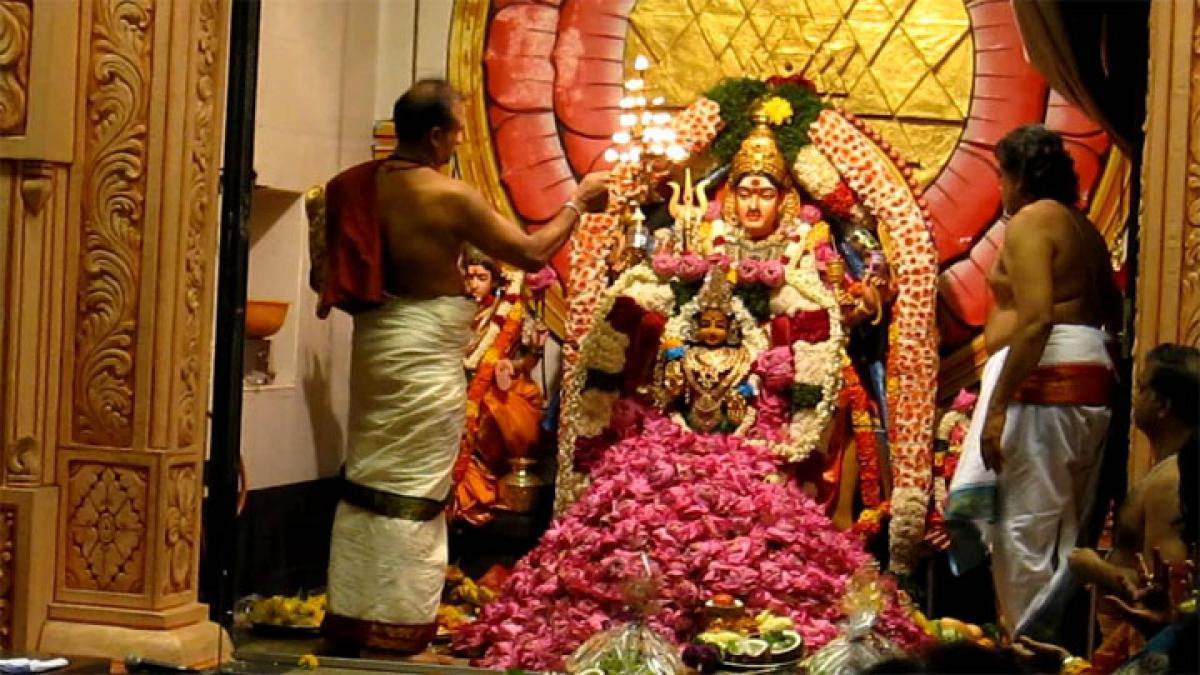 Biggest Durga temple opens in Melbourne