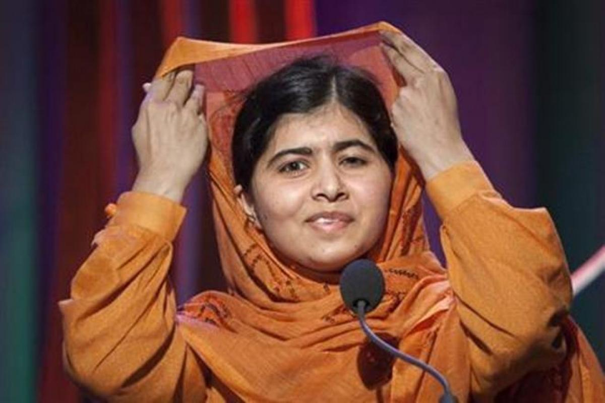 'Men should not clip the wings of women': Malala becomes UN Messenger of Peace