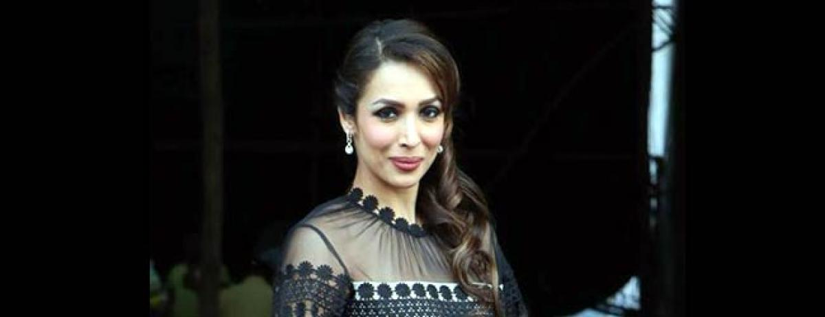 Malaika Arora will never endorse alcohol, cigarettes