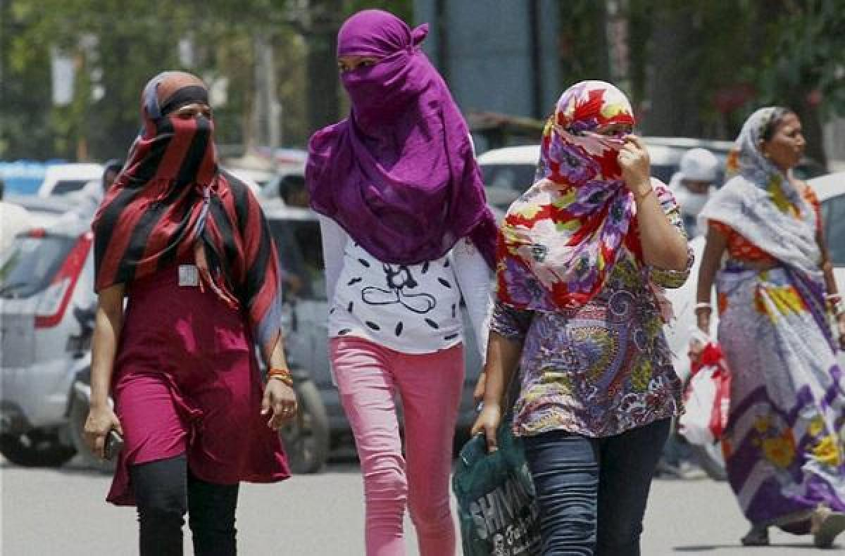 Maximum temperature to touch 40.5 degrees on Sunday