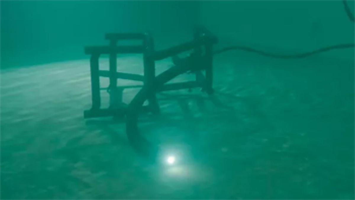 Serpentine robots to perform undersea maintenance