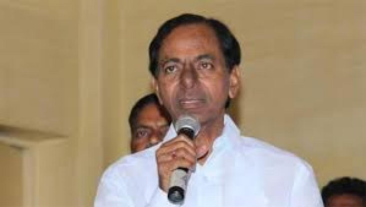 Telugu Desam Party slams K.Chandrashekar Rao