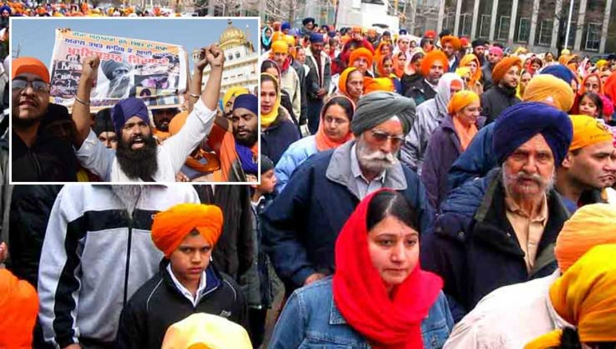 Declining growth of Sikhs in India due to conversions, drugs