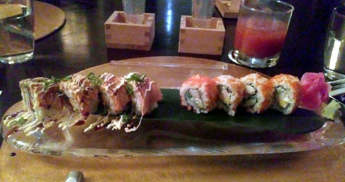 Of Hanami, sakura and Japanese cuisine in Delhi