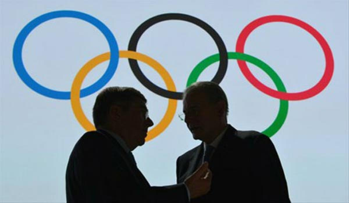 IOC elected new Vice Presidents