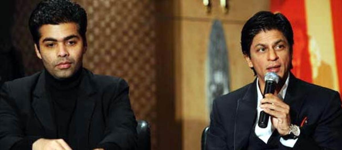 Karan Johar goes ga ga over SRK character in Fan