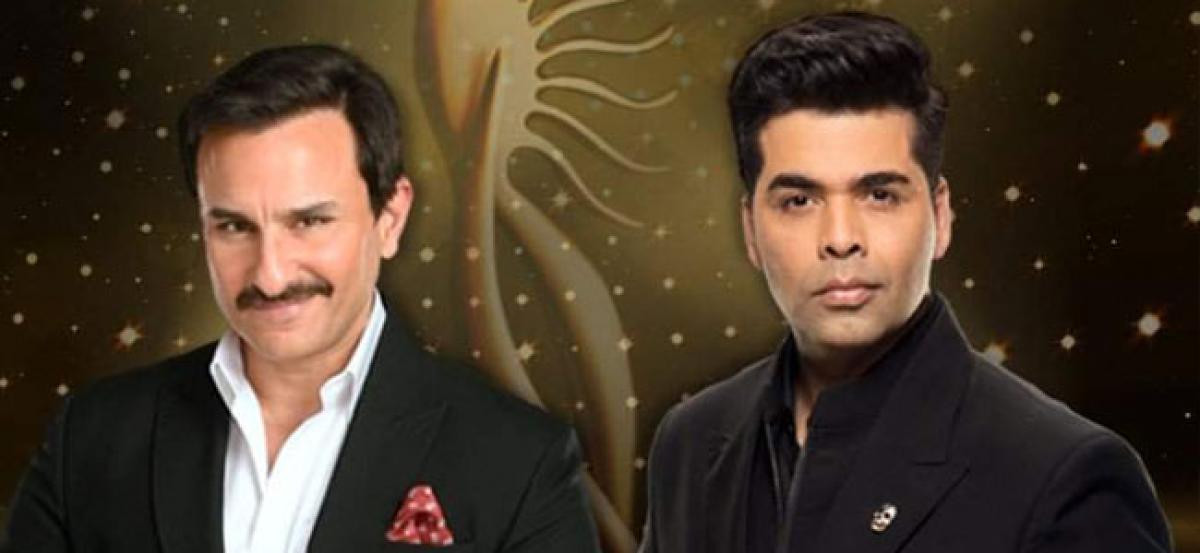 Bollywood is incomplete without Karan Johar: Saif Ali Khan