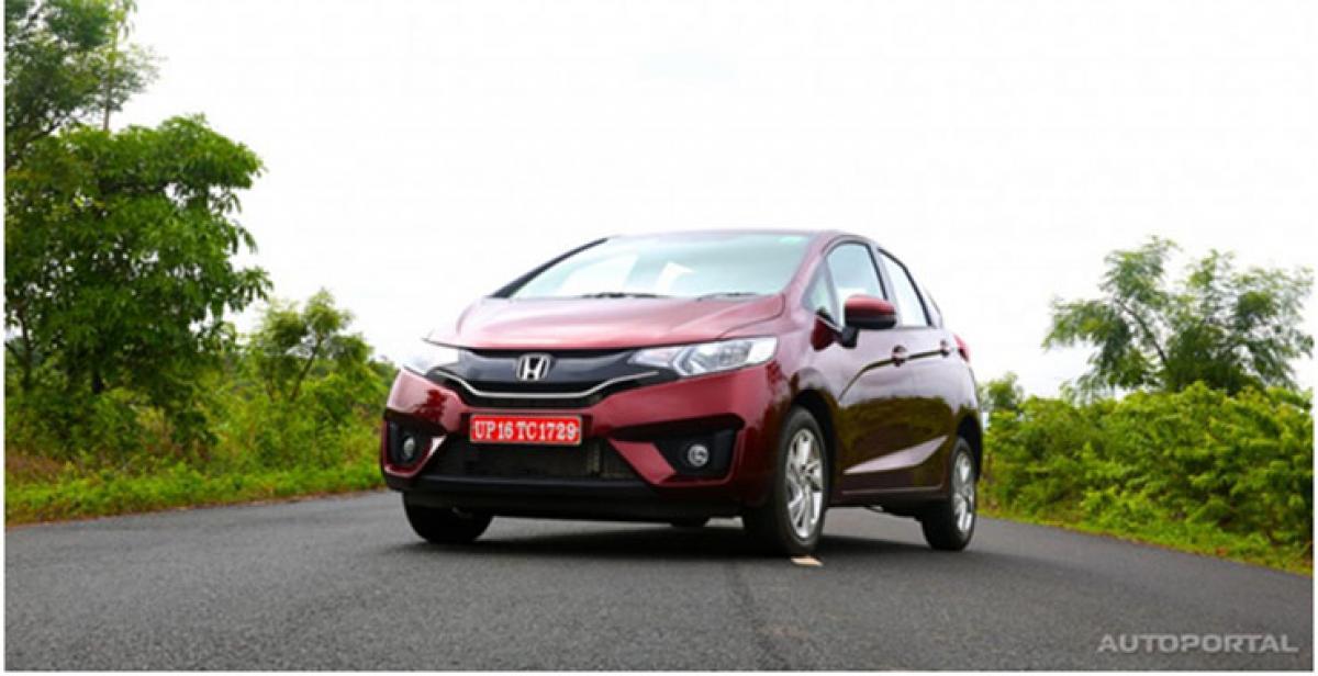 New Honda Jazz Hybrid By AutoPortal.com