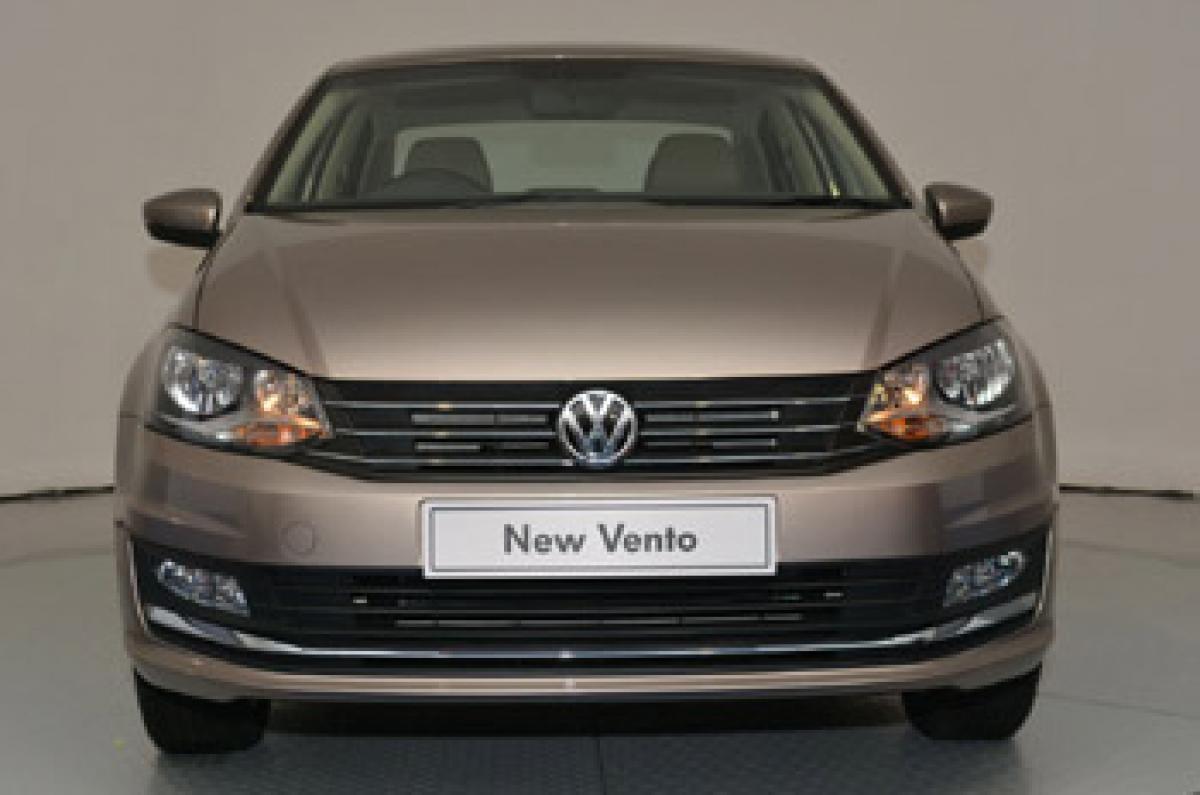 Volkswagen suspends Vento sales in India