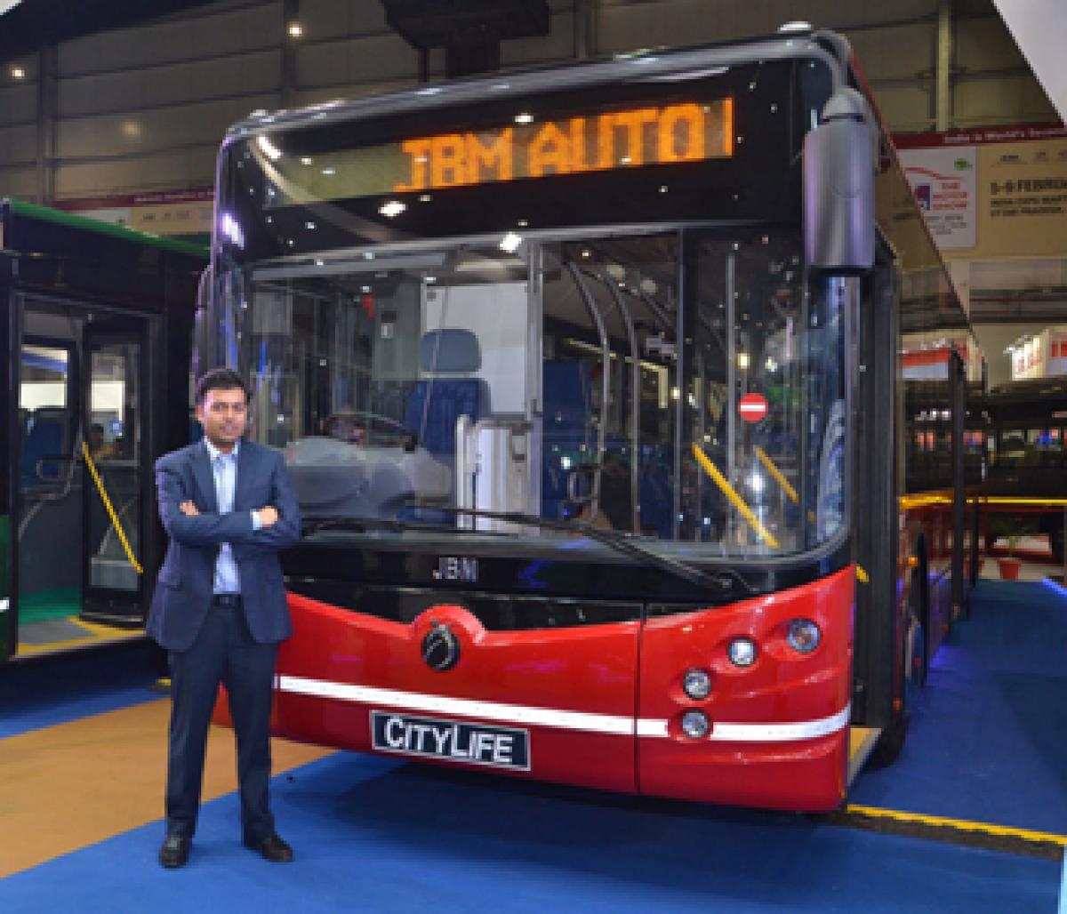 CITYLIFE diesel bus is here