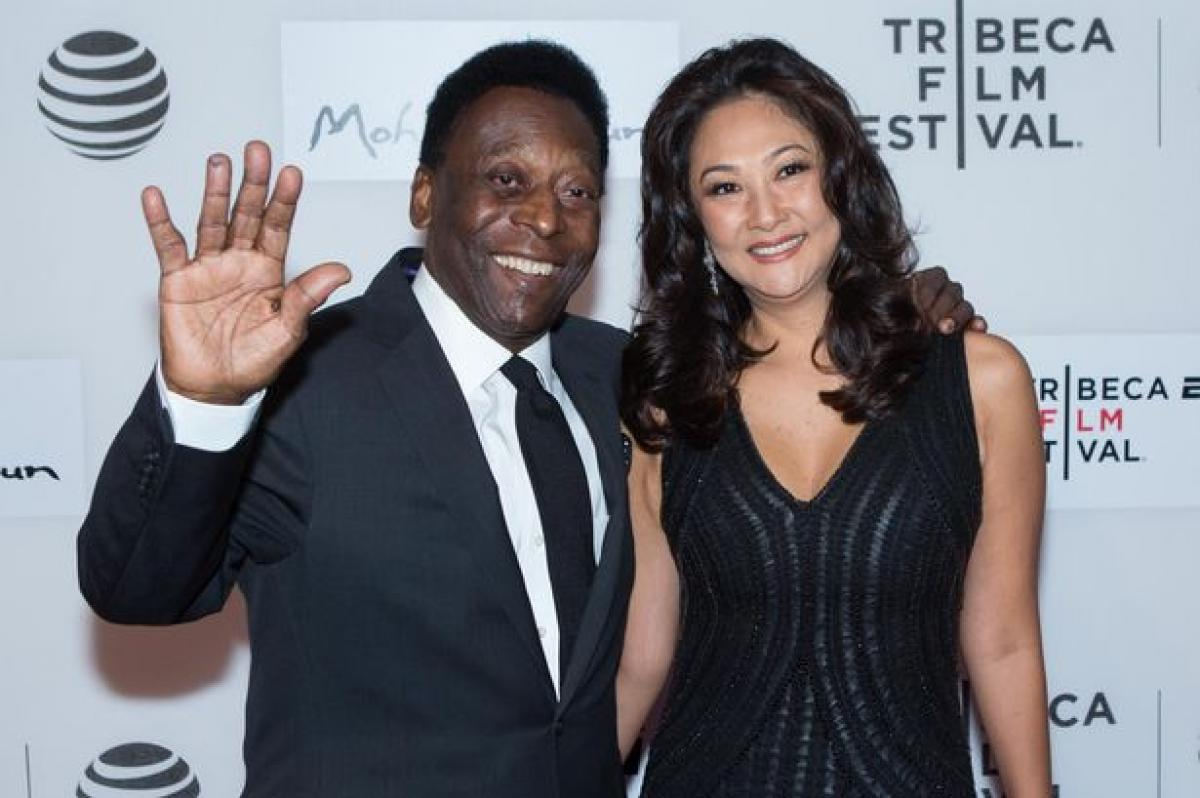 Football legend Pele to tie the knot for 3rd time