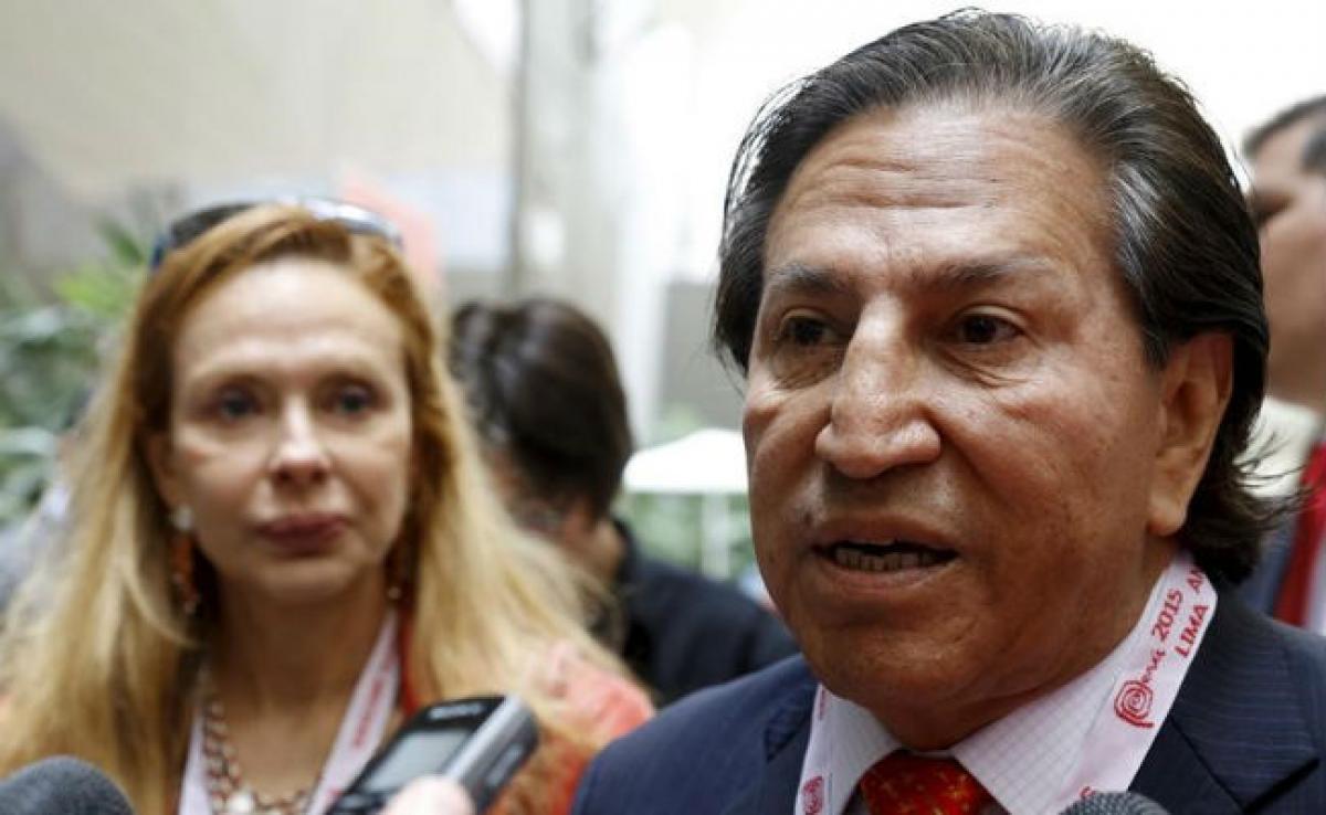 Peru Asks Donald Trump To Consider Deporting Ex-President Alejandro Toledo