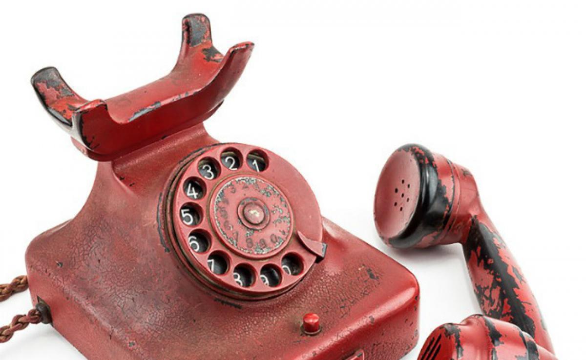 Adolf Hitlers Destructive Wartime Phone Up For Auction