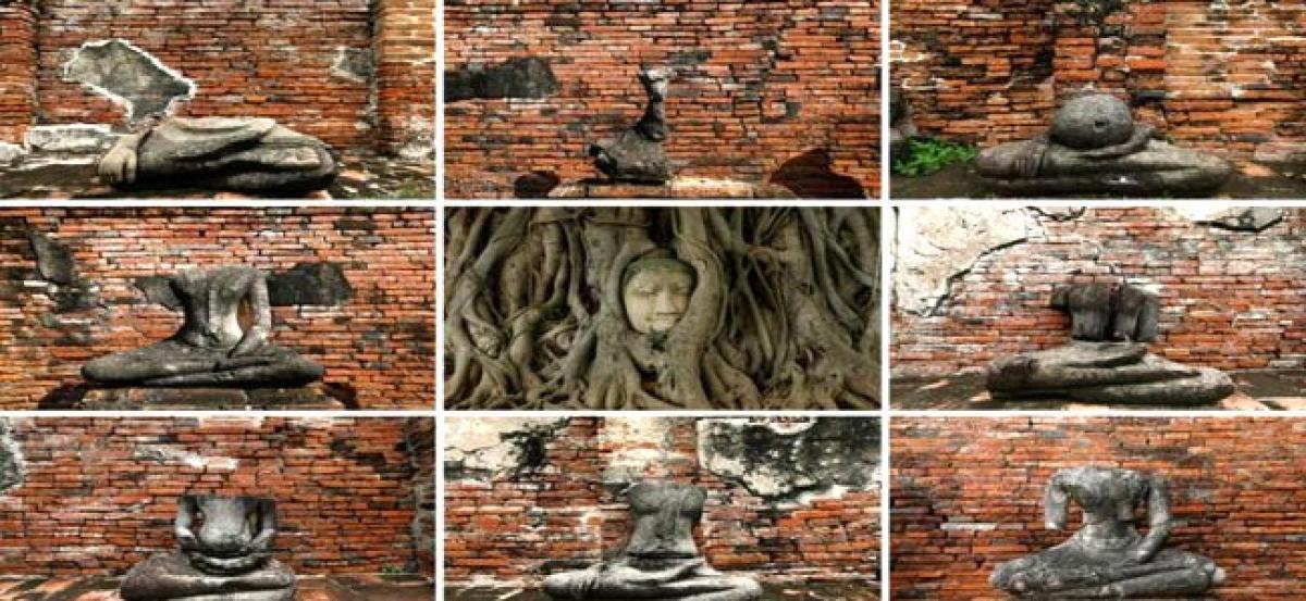 Urban sprawl threatens Thailands Ayutthaya world heritage site