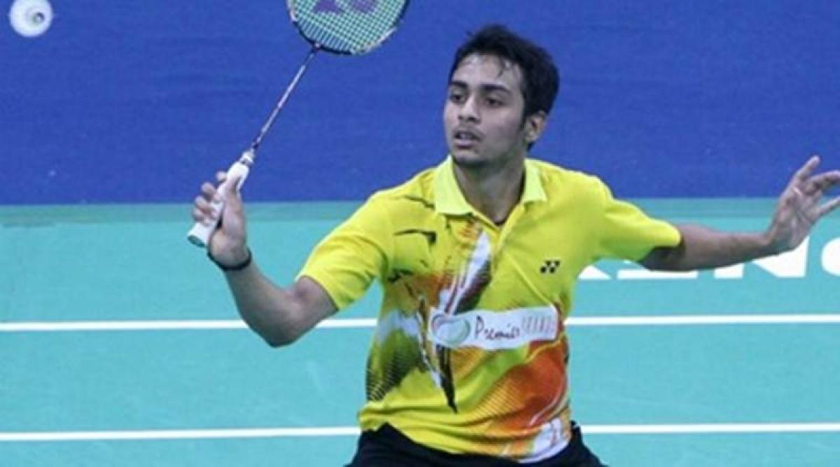 Sourabh Verma makes a winning comeback, clinches Chinese Taipei Open title