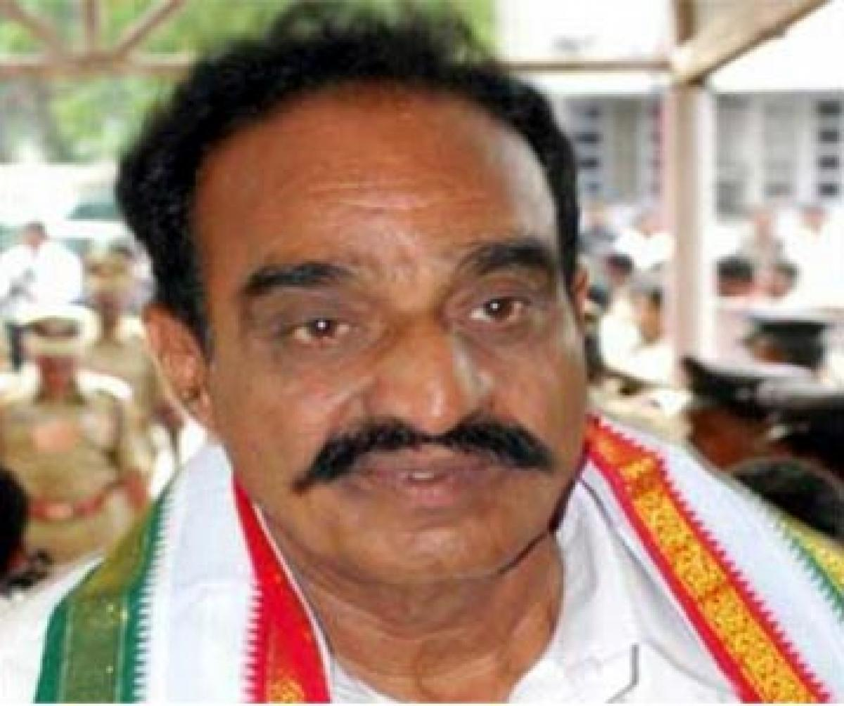 Ram Reddys wife Suchitra to contest Palair bypoll