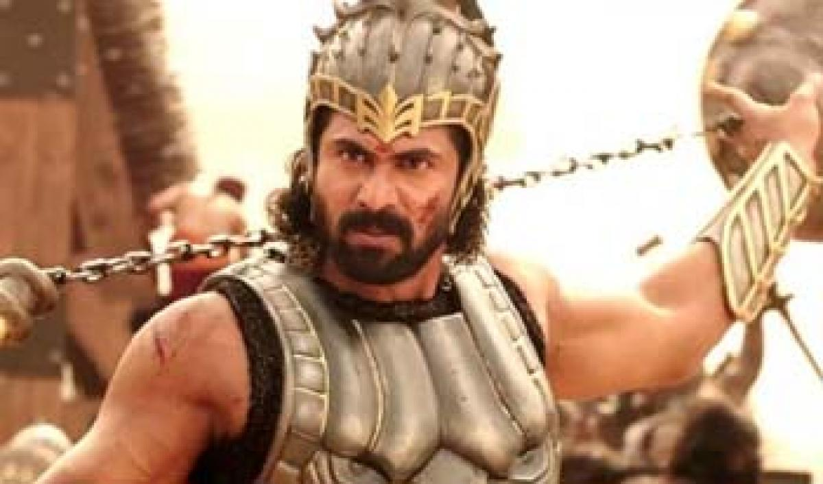 Rana gets meaner in Baahubali 2
