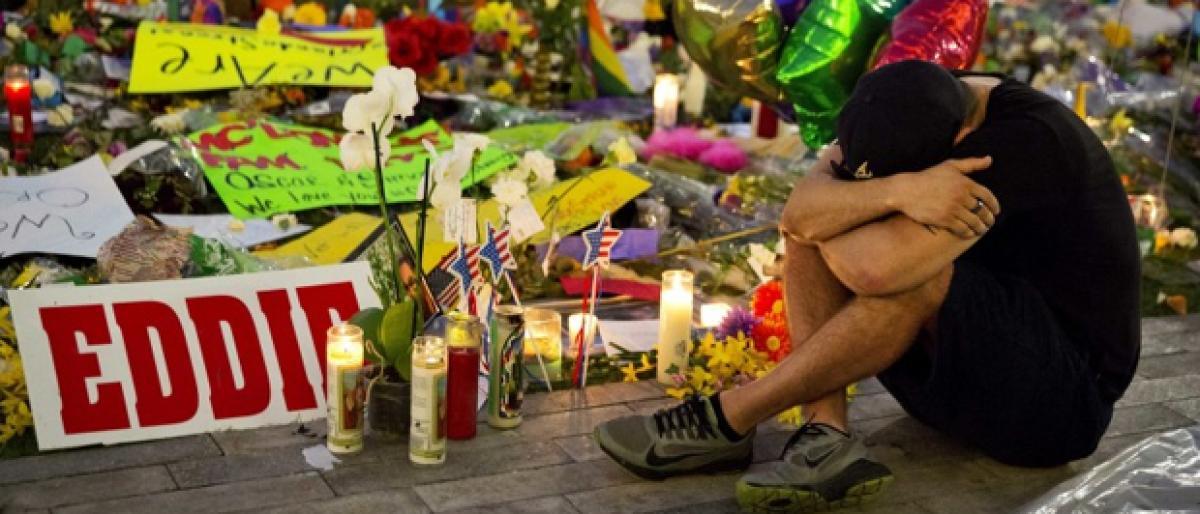 Multi-faith prayer vigil in Nevada for Orlando massacre victims