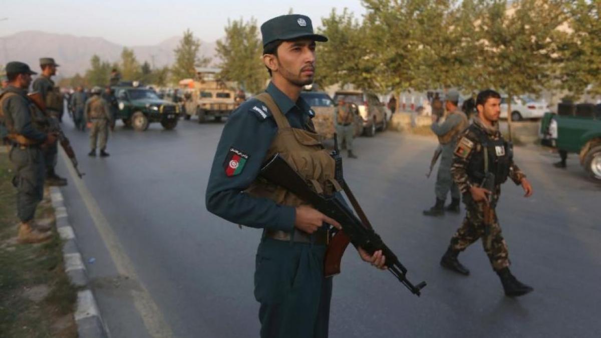 10 militants die in Afghanistan attack