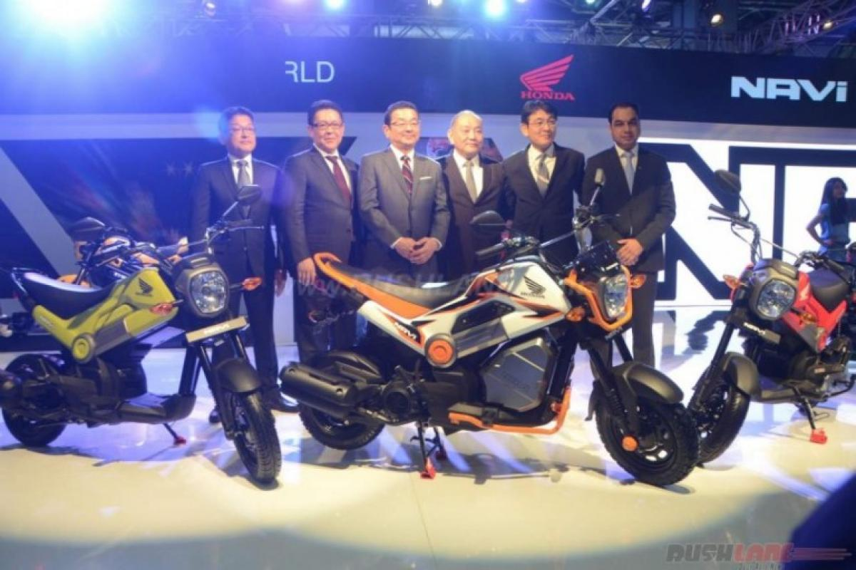 Honda Navi dealer dispatches commenced