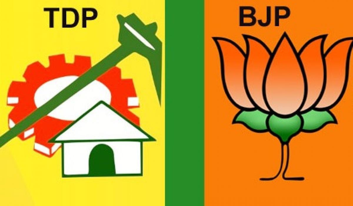 TDP offers BJP one Rajya Sabha seat