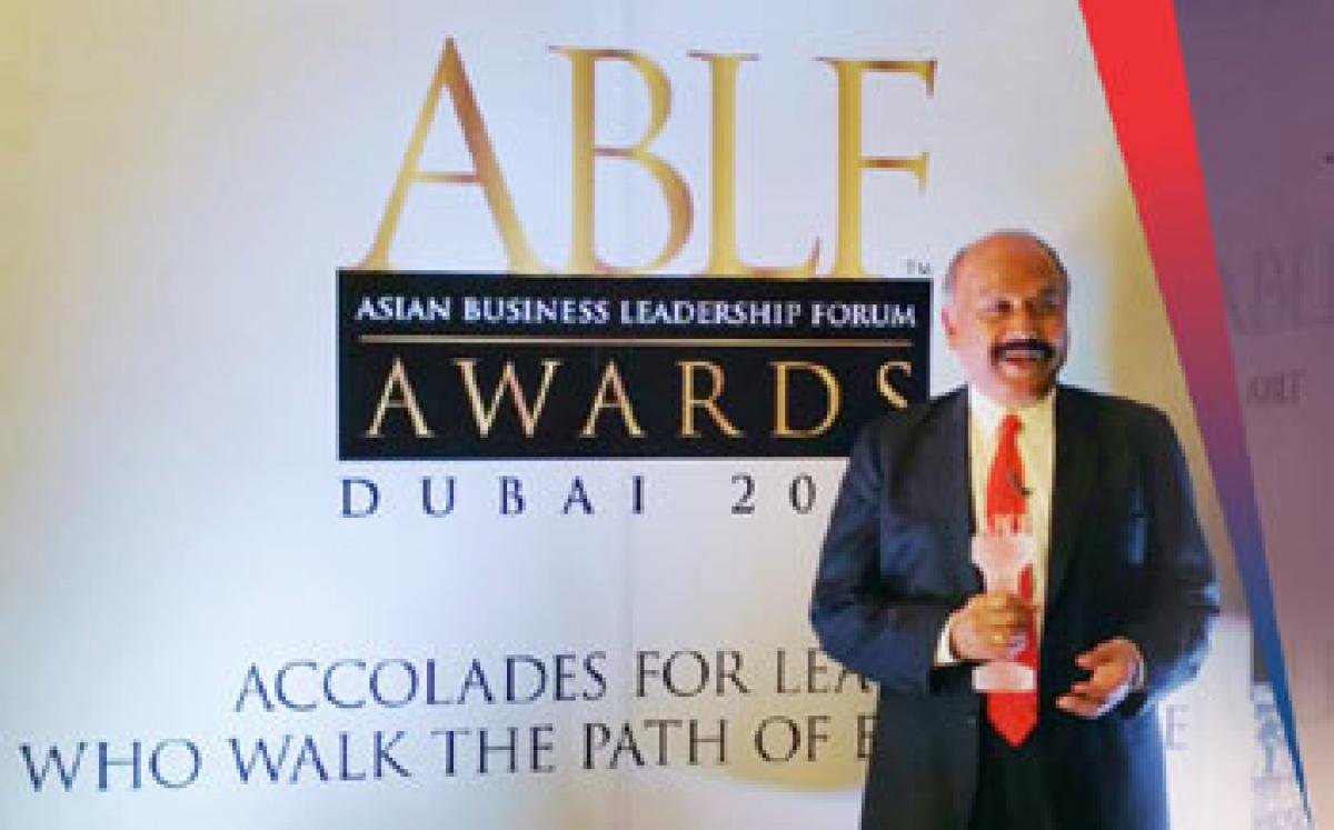 GMR gets coveted award