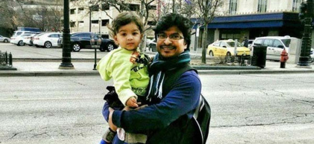 Andhra Infosys Techie, Son, Die In US, Crowd-Funding To Send Bodies Home