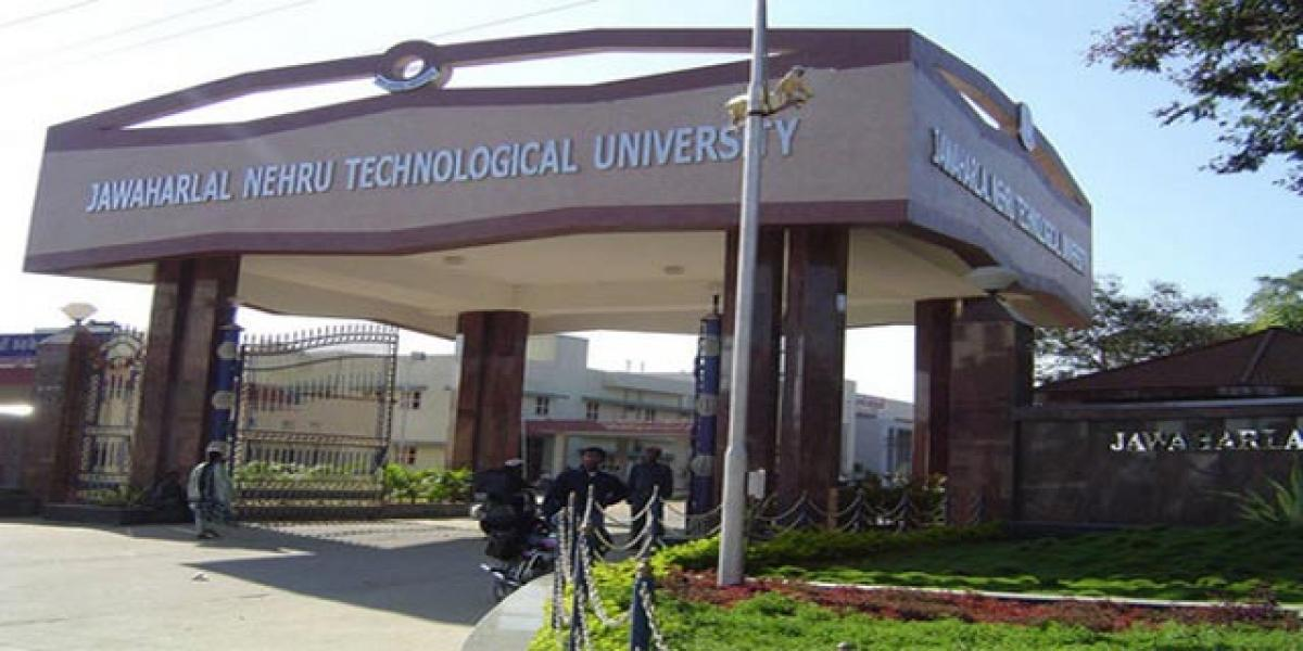 JNTU to start classes in private institution