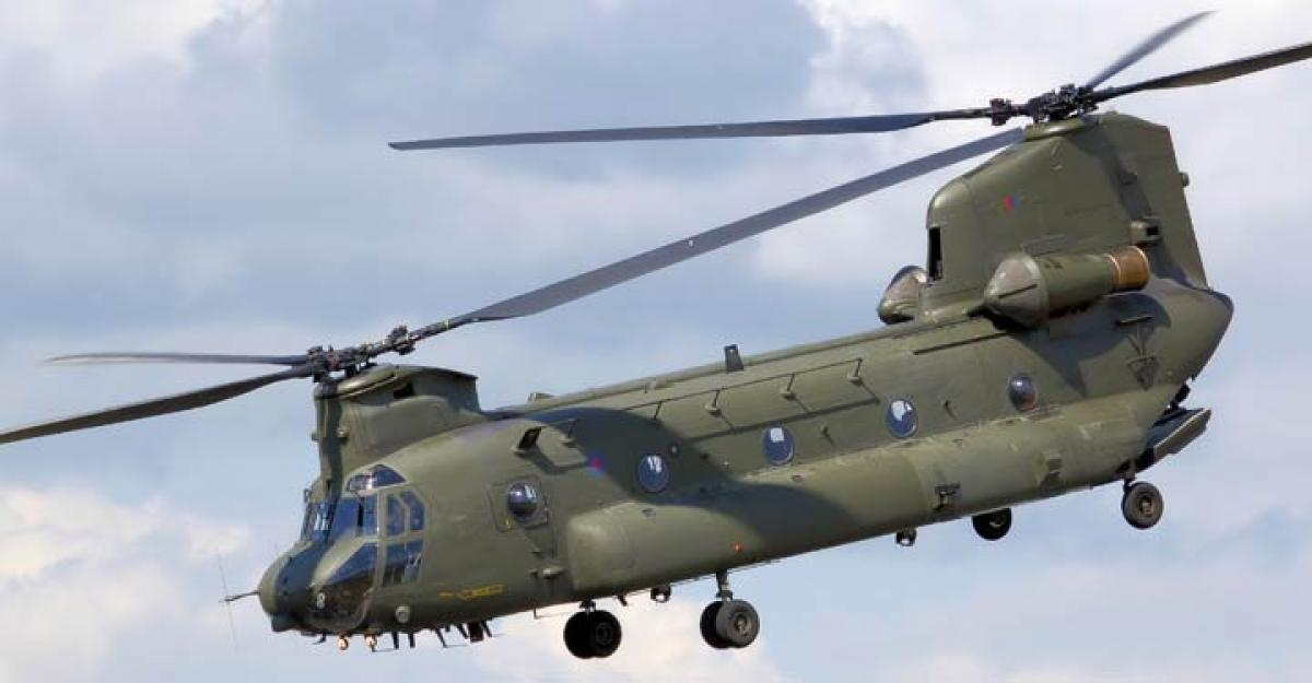 Boeing mulls assembling helicopters in India