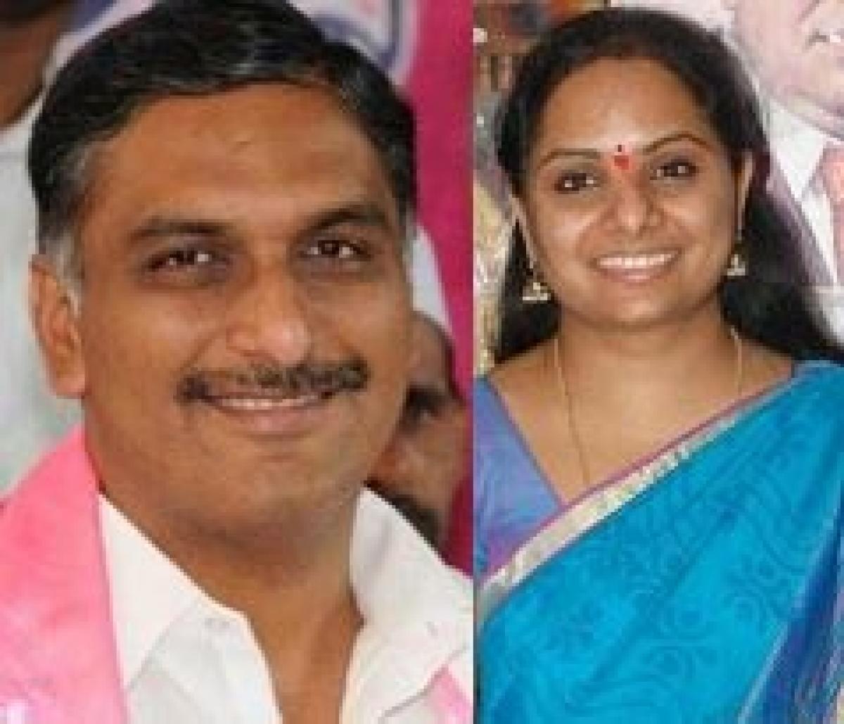 Harish Rao, Kavitha to tour Nizamabad