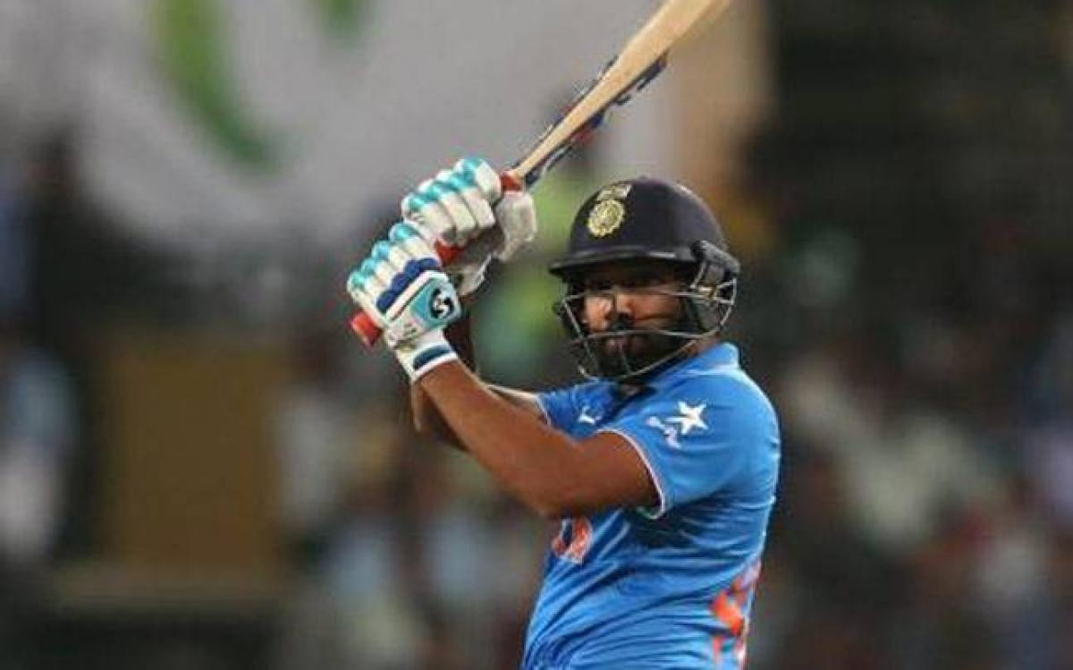 Champions Trophy: Rohit Sharma to open in practice match against Bangladesh