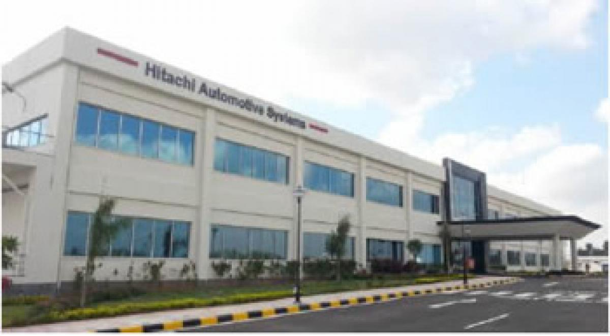 Hitachi to display products at AutoExpo