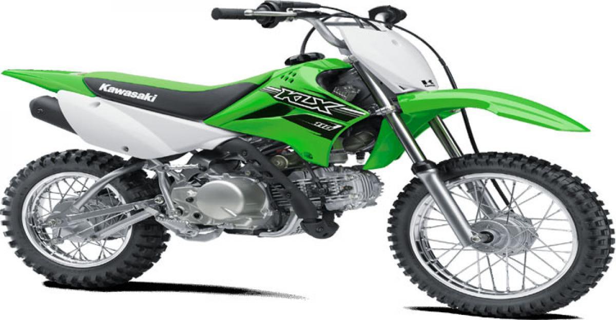 Kawasaki KLX 110 coming soon to India