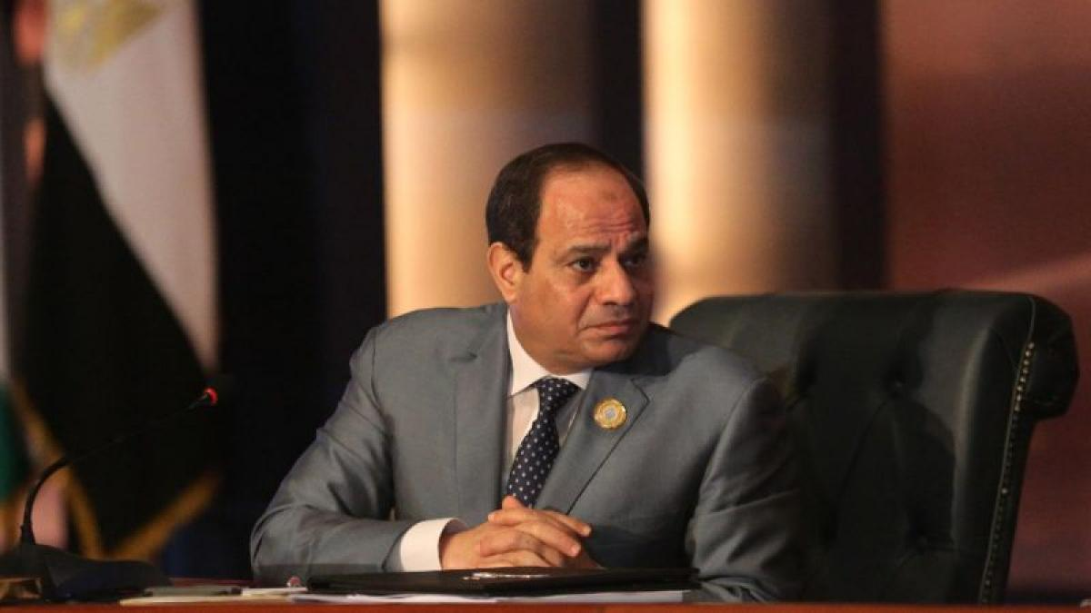 Three-month state of emergency declared in Egypt