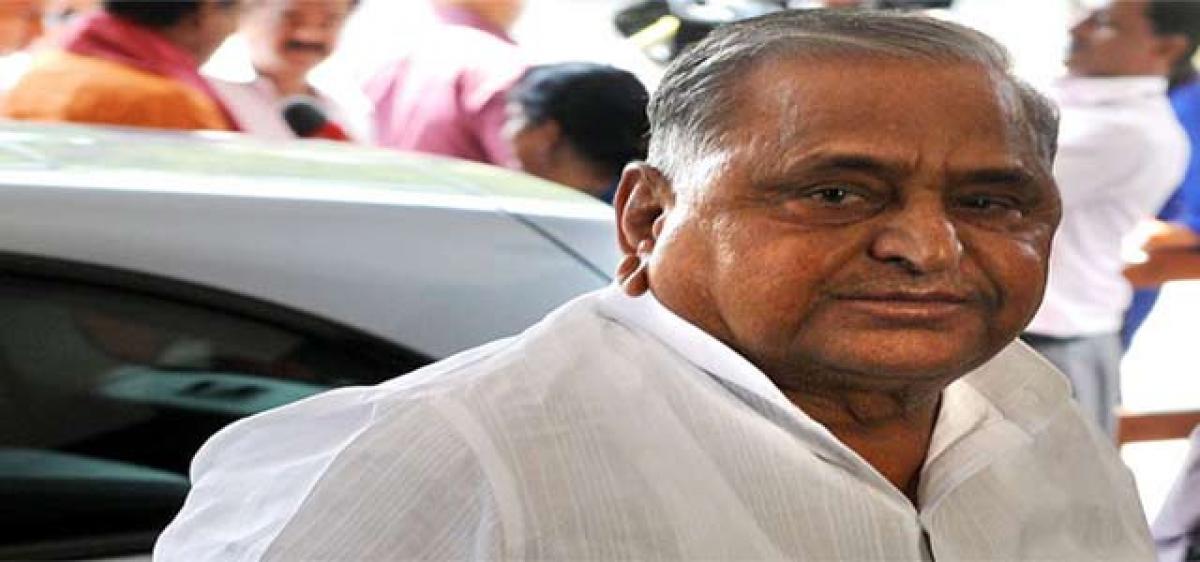 Mulayam does a U-turn, says Akhilesh will be next  CM