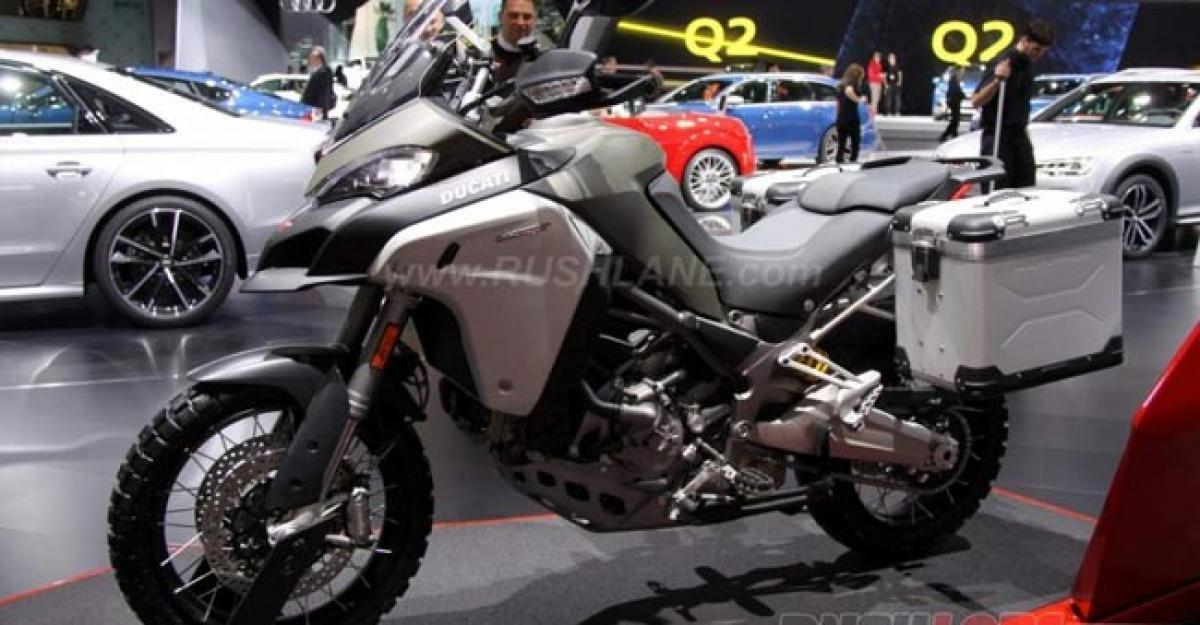 Check out: Ducati Multistrada 1200 Enduro features