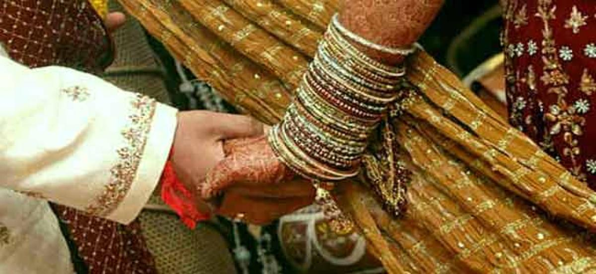 Bihar on environment protection drive, solemnises green marriage