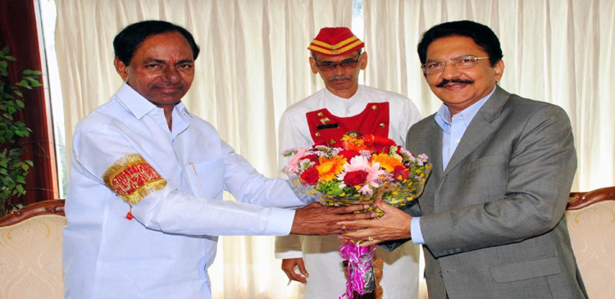Telangana, Maharashtra to ink historic pact