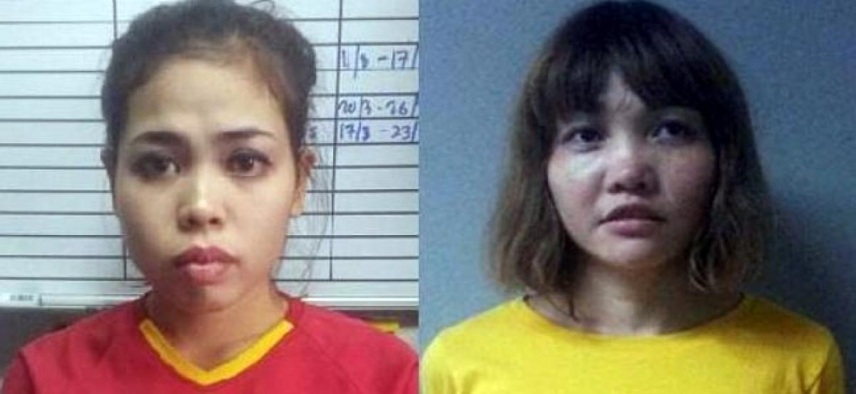 Malaysia to charge women with airport murder of North Korean
