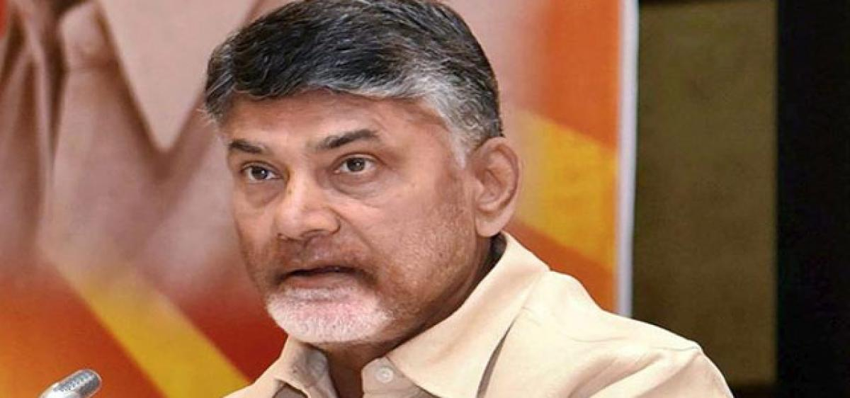 Distribution of input subsidy from June 2, says AP CM