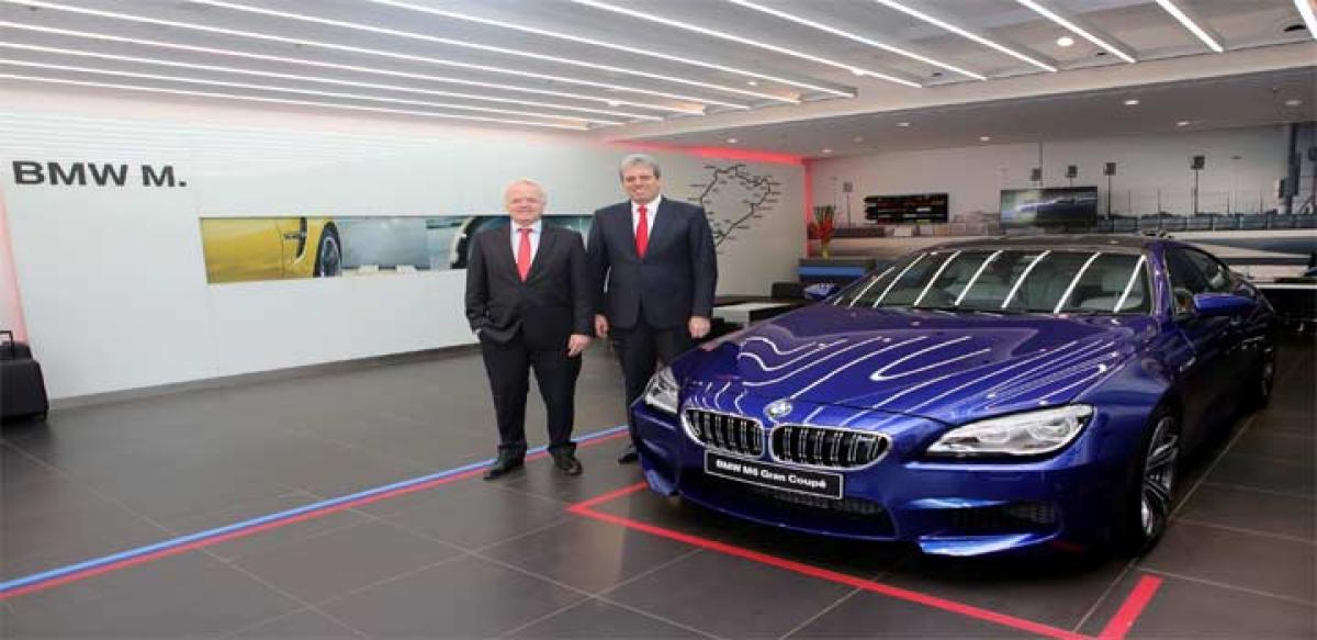 BMW M Studio now in India