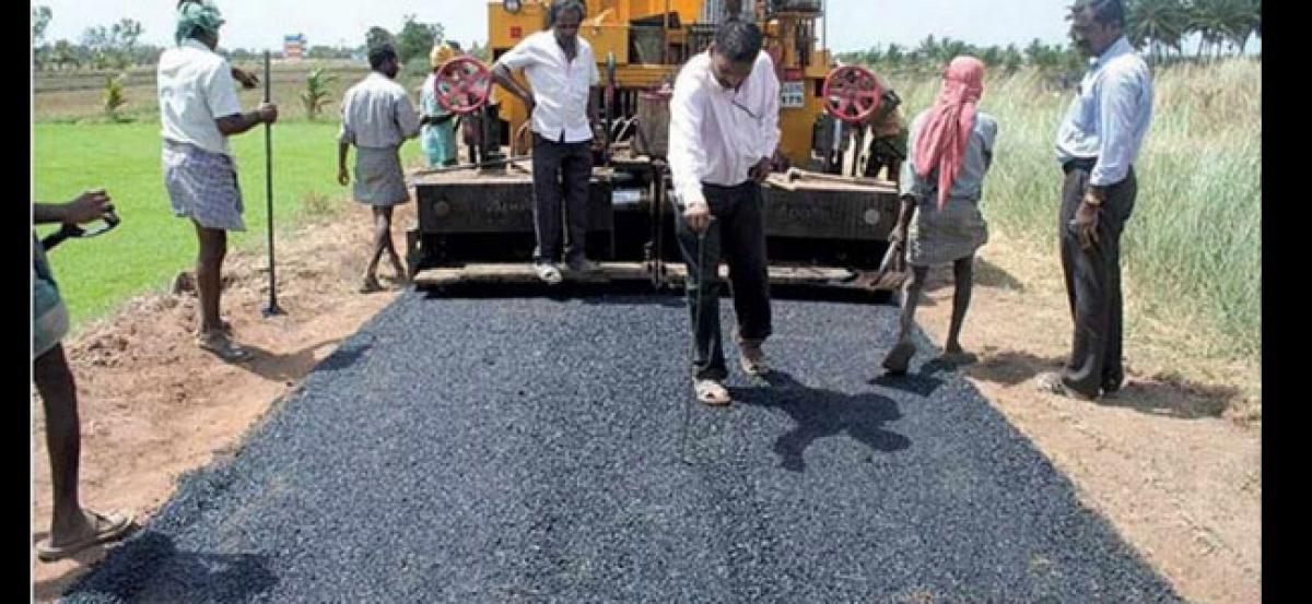 Plastic waste used to lay 1,000-km roads in Tamil Nadu