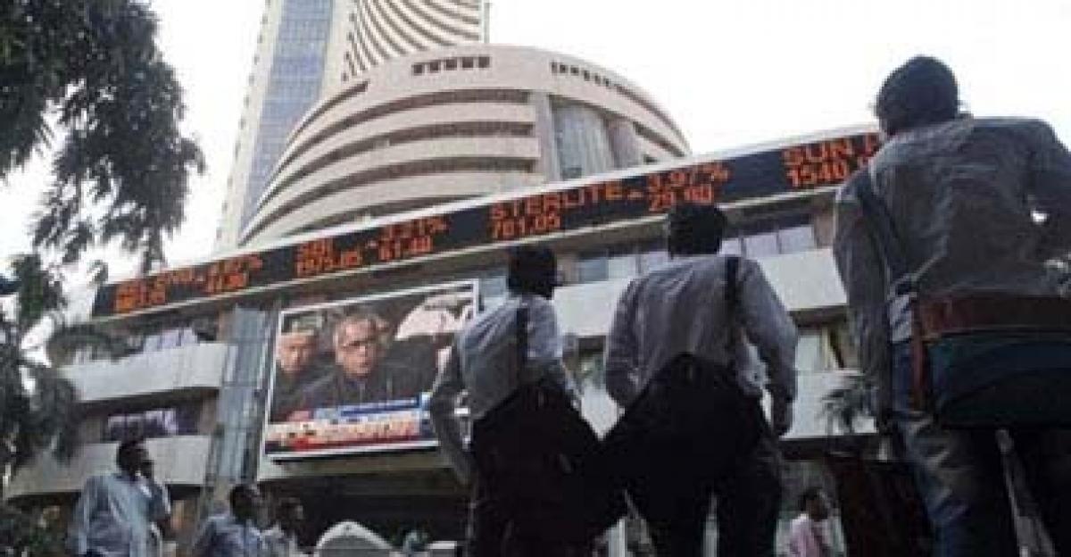 Chinese markets, F&O expiry driving volatility; Sensex down