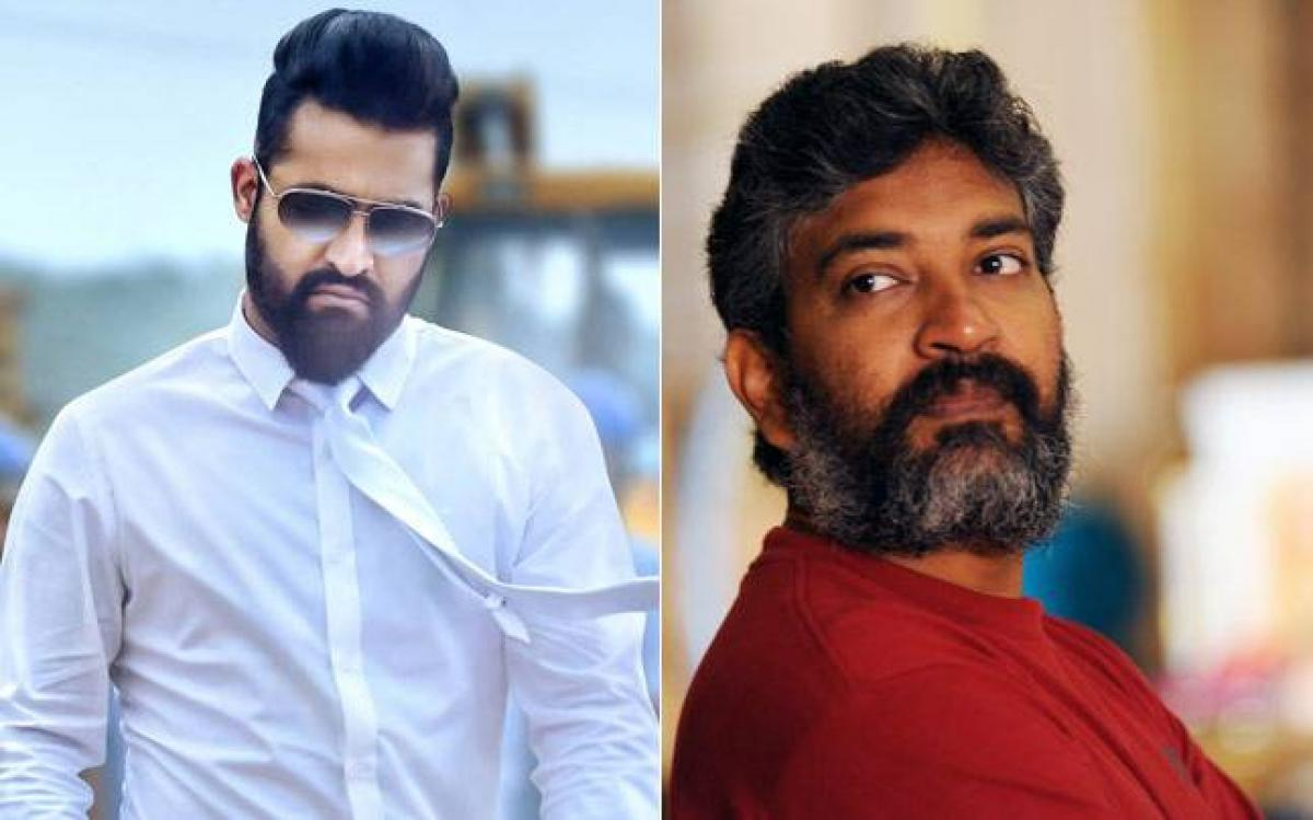 Jr NTR shows interest to work with Rajamouli