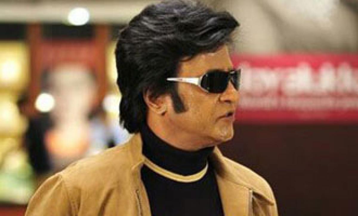 Resul Pookutty to join Rajinikanth