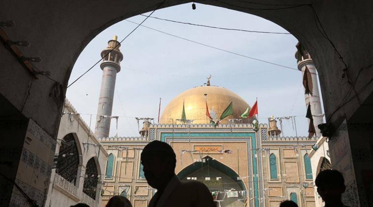 Pakistan: Sufi shrine victims